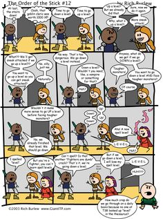 Still one of my favorite OOTS comics of all time.