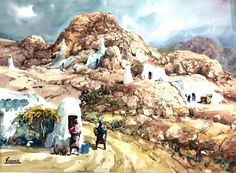 OBRA: Cuevas de Guadix