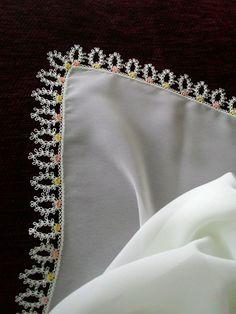 İğne oyadı Needle Lace, Beading Tutorials, Crochet, Tatting, Needlework, Diy And Crafts, Cross Stitch, Embroidery, Sewing