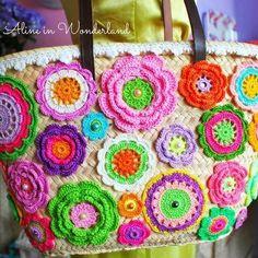 Bolso crochet II