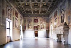 Candida Höfer  Mantova Museo Civico di Palazzo Te, Sala dei Cavalli