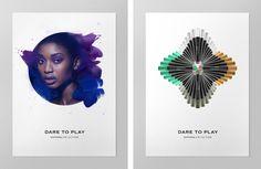 Sephora Dare to Play campaign
