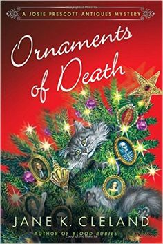 Ornaments of Death. Click on the book title to request this book at the Bill or Gales Ferry Libraries. 12/15