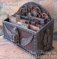 Safari Steampunk Anyone? Steampunk is a rapidly growing subculture of science fiction and fashion. Casa Steampunk, Design Steampunk, Style Steampunk, Steampunk Crafts, Victorian Steampunk, Steampunk Fashion, Steampunk Costume, Steampunk Bedroom, Fashion Goth