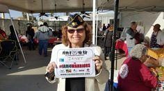 Janet Wilson says #IAM4WARRIORS