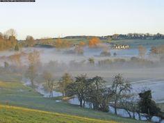 Cirencester, Gloucestershire. Beautiful view