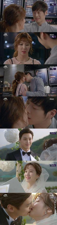 "[Spoiler] ""Father, I'll Take Care of You"" Kim Jae-won, Lee Soo-kyung, Lee Tae-hwan and Park Eun-bin's kiss, happy ending"