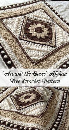 [Free Crochet Pattern] Around
