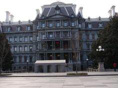 25 Washington, DC Buildings That History Buffs Should Visit: Eisenhower Executive Office Building