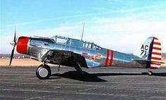Northrop A-17
