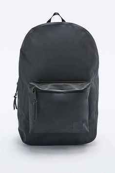 a26237a6670 Herschel Supply co. Settlement Studio Tarpaulin Backpack in Black