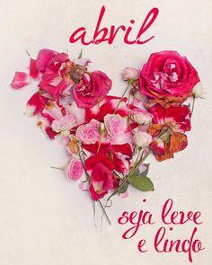 #autoajudadodia por Amanda Gaspar! A @man_gaspar mandou esse desejo que hoje é de todos nós: abril, seja leve e lindo!    http://instagram.com/man_gaspar