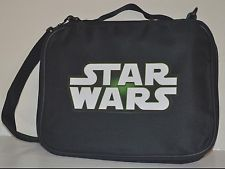 TRADING BOOK FOR DISNEY PINS GREEN STARWARS STAR WARS LOGO MEDIUM/LARGE PIN BAG