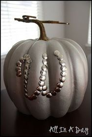 Storage Grace: Fall Decorating {on a budget!}