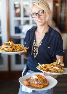 Brunch Service at Cru Oyster Bar and Restaurant, Nantucket.