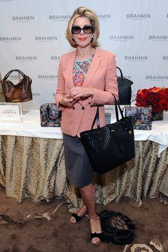 Christine Baranski Photos - HBO Luxury Lounge: Day 1 - Zimbio