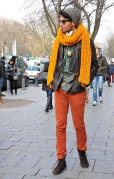Men's Street Style 2013 latest: Fashion Beans