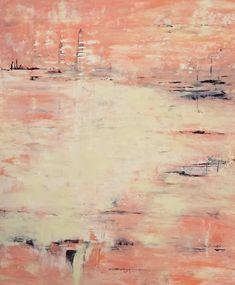 Acrylbild auf Leinwand – Rakelkunst – Rakel 44 – 100 x 120cm -AbstrakteKunstDeppe.de
