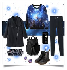 """""""War Of Stars - Beautiful Halo"""" by by-jwp ❤ liked on Polyvore featuring Dr. Martens and bhalo"""