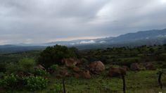 BEAUTIFUL MORNING!!!  Vista subiendo al Pedregoso, Huachinera, Sonora.