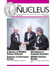 NESACS Summer Issue of The Nucleus 2013