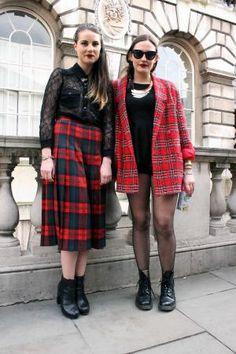 Punk Grunge: A/W 13/14 women's catwalk capsule trend