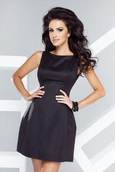 IVON Elegancka sukienka model 186