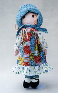 Holly Hobbie (Then) I never had a Holly Hobbie. I had strikingly simmilar Kamar Dolls.