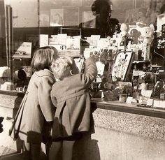 *Window shopping
