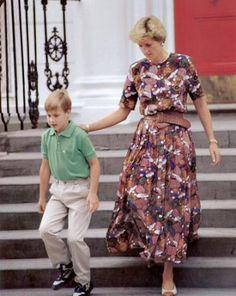 always had a hand on her children....such Motherly love.