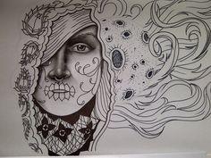 Catrina Sketch