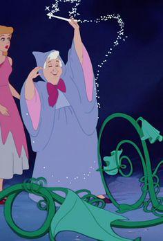 Cinderella - Fairy Godmother