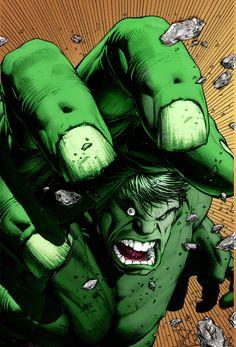 #Hulk #Fan #Art. (Hulk) By: DigitalDusty. (THE * 5 * STÅR * ÅWARD * OF: * AW YEAH, IT'S MAJOR ÅWESOMENESS!!!™)[THANK Ü 4 PINNING!!!<·><]<©>ÅÅÅ+(OB4E)