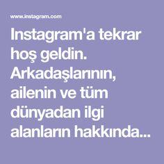 Instagram'a tekrar hoş geldin. Arkadaşlarının, ailenin ve tüm dünyadan ilgi alanların hakkındaki Sayfaların çekip paylaştığı fotoğrafları ve videoları görmek için kaydol.