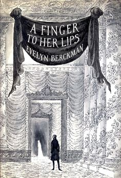 Edward Gorey's work dwelt at the intersection of visual art and literature. He published over 100 books before his death in yet many of them contai. Book Cover Art, Book Cover Design, Book Design, Book Covers, Edward Gorey Books, John Kenn, Ink Pen Drawings, Gravure, Dark Art