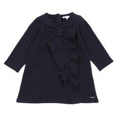baby-dress-navy-blue from CHLOÉ