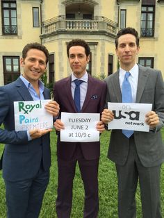 Because you asked... (How about our season 7 marketing budget!)@markfeuerstein @RoyalPains_USA