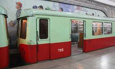 The Guardian is unsure whether or not these train carriages are 'just for show' or the real deal. http://www.theguardian.com/world/2014/may/13/mythbusters-uncovering-the-truth-about-north-korea-cannabis-metro