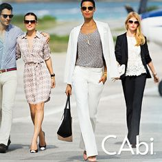 #CAbi : Where #sophisticated meets #chic. Discover how to pair #timeless pieces with bold colors and #prints. http://www.ericawilson.cabionline.com/
