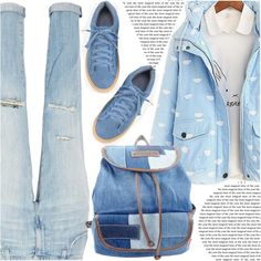 puffer jacket by shoaleh-nia on Polyvore featuring polyvore, fashion, style, Current/Elliott, UNIONBAY and clothing