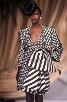 067Katoutcha-Dior Couture S-S 1991_photo Guy Marineau
