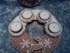 Advent, Gingerbread, Xmas, Ornaments, Ginger Beard, Natal, Christmas, Weihnachten, Decorations