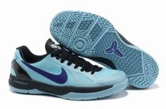 more photos 49313 c2797 2013 New 579756 402 Nike Black Mamba 24 Kobe Water Blue Black Purple Basketball  Shoes Store