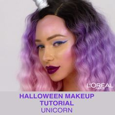 Promoted: Create a mythical unicorn makeup look with L'Oréal Paris.