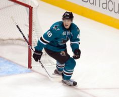 acb00dbbd San Jose Sharks rookie forward Tomas Hertl smiles after scoring his fourth  goal of the game