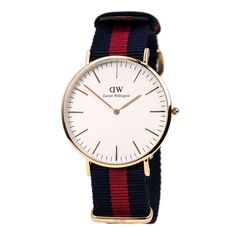 Few watches are as instantly recognizable as Daniel Wellington.