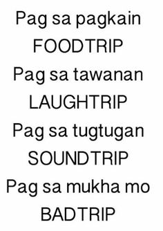Tagalog Jokes - Best Funny Tagalog Jokes The best funny tagalog jokes, pinoy jokes, juan jokes tagalog, joke time pinoy, joke quotes tagalog Pinoy Jokes Tagalog, Tagalog Quotes Patama, Bisaya Quotes, Tagalog Quotes Hugot Funny, Love Song Quotes, Filipino Quotes, Pinoy Quotes, Filipino Funny, Tagalog Love Quotes