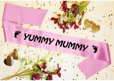 Our Yummy Mummy To Be Sashes are the perfect accessory for your Mummy in waiting to wear at her baby shower. Available in all colours these sashes really will make the guest of honour feel super special at her party. Baby Shower Sash, Yummy Mummy, Maid Of Honor, Mother Of The Bride, All The Colors, Make It Yourself, Party, Babyshower, Popular