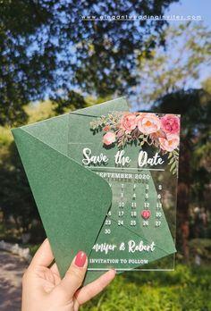 Acrylic Wedding Invitations, Affordable Wedding Invitations, Wedding Invitation Cards, Wedding Cards, Wedding Save The Dates, Save The Date Cards, Our Wedding, Dream Wedding, Cute Wedding Ideas