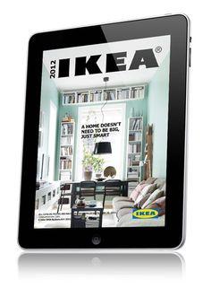 IKEA: iPad catalog app. Beautiful... I bet they get great return on it